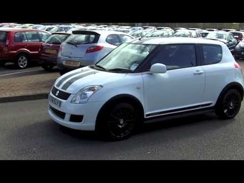 suzuki swift hatchback 2008 1 3 gl 3dr yt58elv youtube. Black Bedroom Furniture Sets. Home Design Ideas