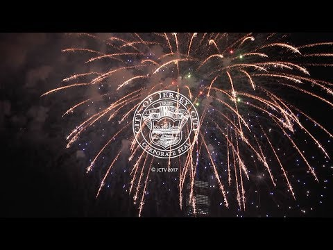 2017 JERSEY CITY FREEDOM FIREWORKS FESTIVAL HIGHLIGHTS