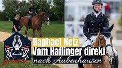 Vom Haflinger direkt nach Aubenhausen 🤓 | Raphael Netz |Ein Ausnahmetalent