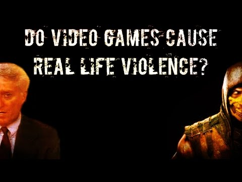 Do Video Games Cause Real Life Violence?