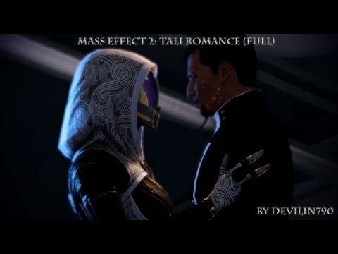 Mass Effect 2 romance guide