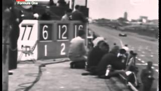 Formula 1 1965 Dutch Grand Prix Highlights ESPN Classic