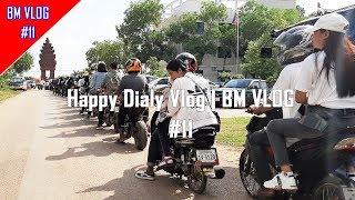Vlog#11 | KMR Motorstyle الأسرة الفريق | المجموعة الصغيرة نموذج KMR GMS  | BM VLOG
