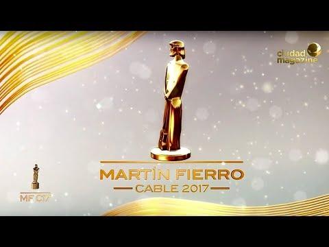 ¡Reviví los Martín Fierro de Cable 2017 por Ciudad Magazine!
