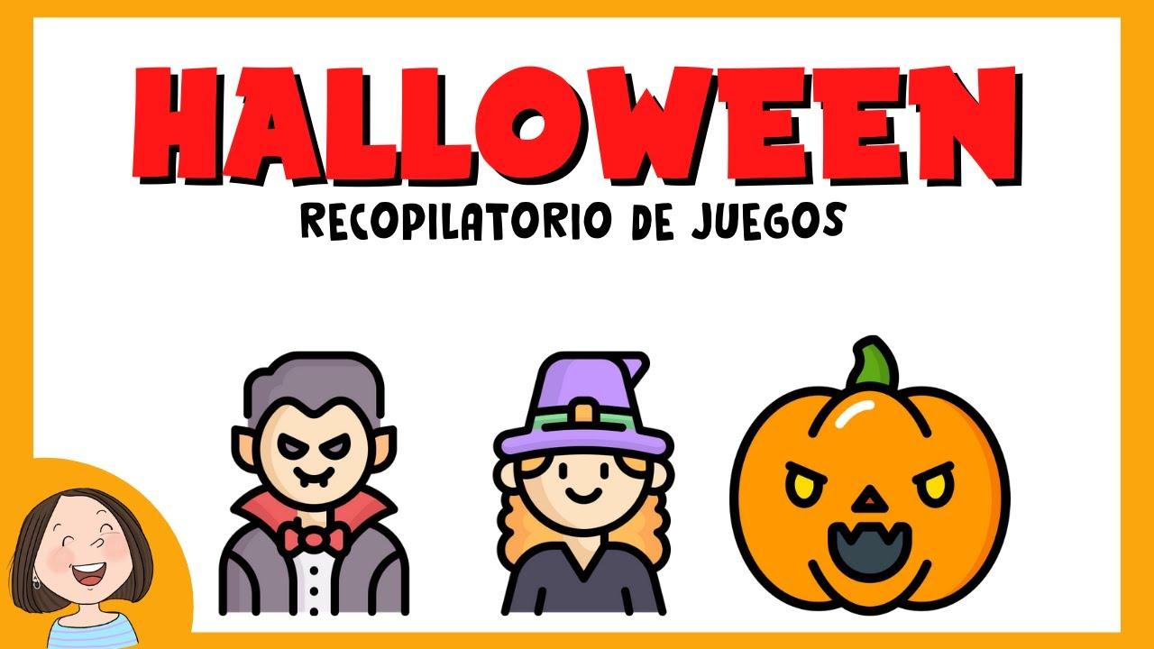 juegos de halloween para nios youtube