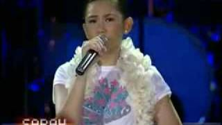 SARAH GERONIMO-THE OTHER SIDE CONCERT-HOW COULD YOU SAY YOU LOVE ME