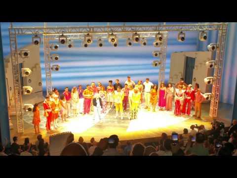 Last Mamma Mia Performanceshow NYC 2015