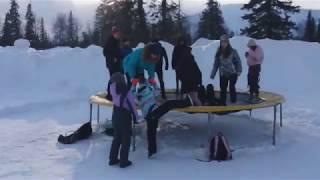 Выходные в Шерегеше Горнолыжный курорт Сибири