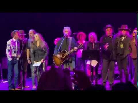 Why Me Lord - Kris Kristofferson Tribute @Outlaw Country Cruise 5