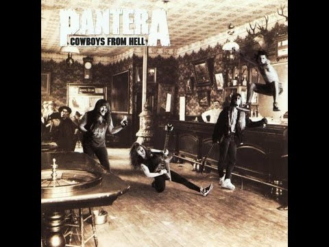 Cowboys From Hell Full Album