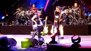 "Spock's Beard performing ""Snow"": Ryo Okumoto solo spot @ Night of the Prog 2016 (6)"