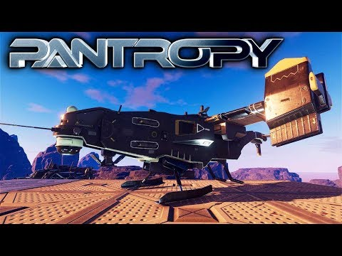 Pantropy - FLYING A TOMAHAWK! - Let's Play Pantropy Gameplay Part 4 (Sci-fi MMOFPS RPG)