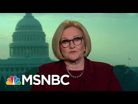 Leaving Office, Sen. Claire McCaskill Weighs In On President Trump And 2020 | Morning Joe | MSNBC