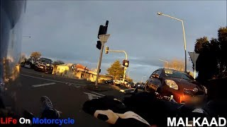 Extremely Close Calls, Road Rage, Crashes & Scary Motorcycle Accidents [EP #42]