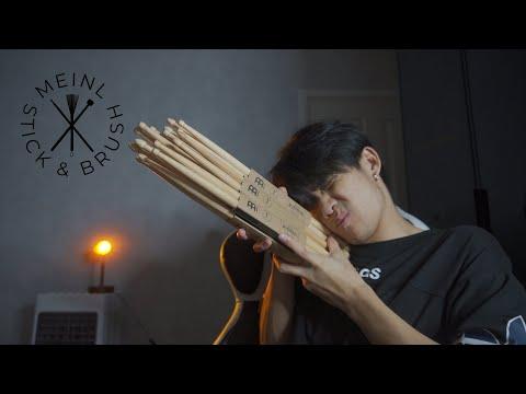 [Review] ไม้กลอง Meinl 3 รุ่นยอดนิยม!!   EarthEPD