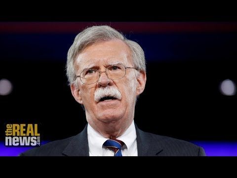 Bolton Fabricated Lies that Justified War on Iraq