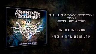 "Abandon The Artifice ""Depravation In Silence"" (FREE DOWNLOAD) Rough Demo"
