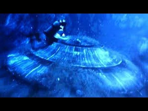 extraterrestre sous l'eau