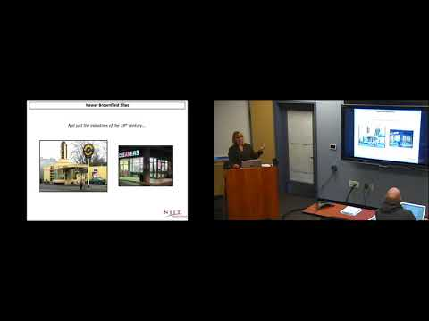 Sustainability Seminar Series: Brownfield Redevelopment Basics (Elizabeth Limbrick)