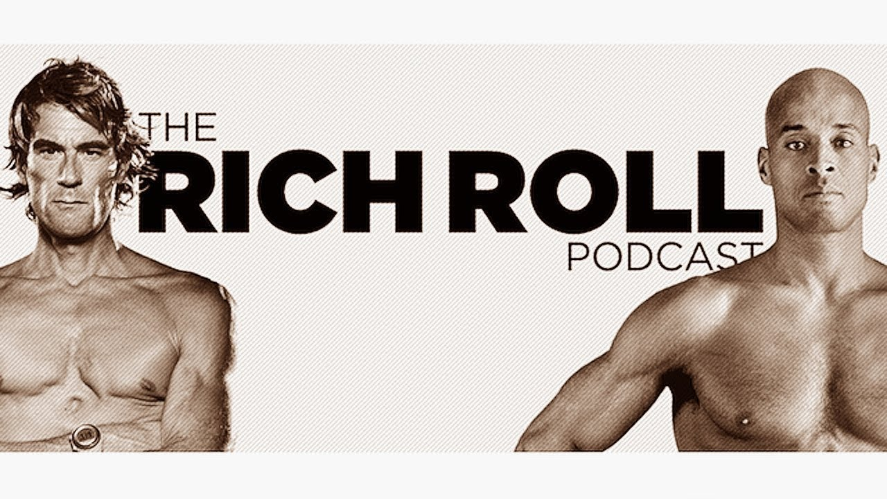 Rich Roll and David Goggins