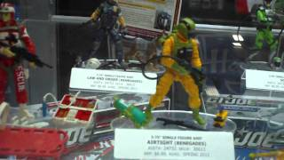 Sdcc '11 G.i. Joe Renegades And Pursuit Of Cobra