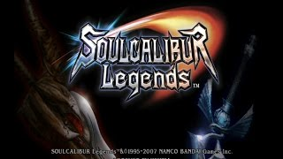 SoulCalibur Legends - Hardcoded Gaming