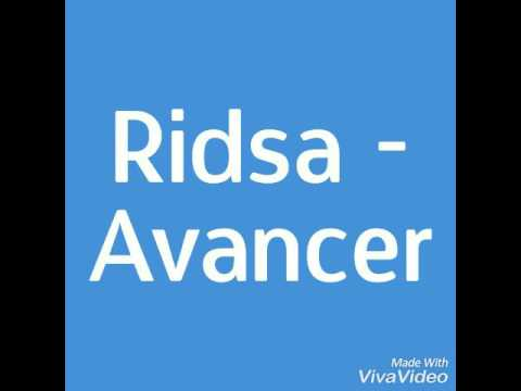 Ridsa - Avancer  PAROLES