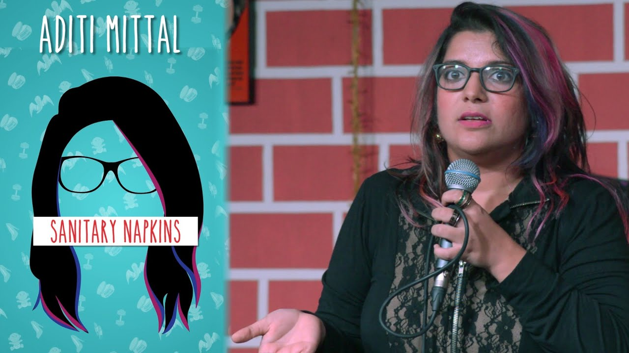 Sanitary Napkins | Things They Wouldn't Let Me Say (Stand-up Comedy)