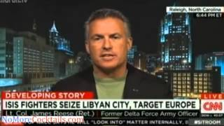 ISIS seizes Libyan city of Derna and sets its sights on Europe