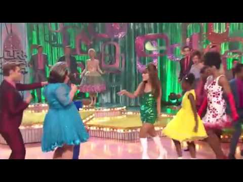 Ariana grande - (You can't stop the beat -Hairspray)