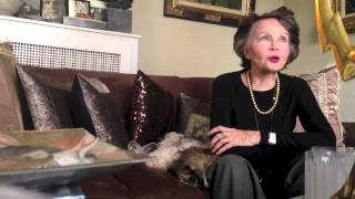 """An American in Paris"" and ""Gigi"" Star Leslie Caron Interviewed by Scott Feinberg"