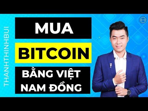 Cách mua bán Bitcoin BTC  trên Binance bằng tiền Việt Nam Đồng VNĐ