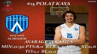 Polat Kaya 2015-2016 Acıbadem Üniversitesi TBL