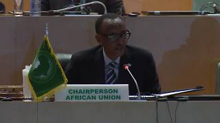 High Level Consultation Meeting of Heads of State on the Situation in DRC