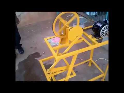 Multi Purpose Agri Cutter Machine ♦ Final Year Mechanical Project