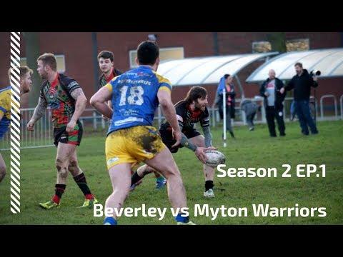Beverley VS Myton |  Season 2 episode 1 |GRM