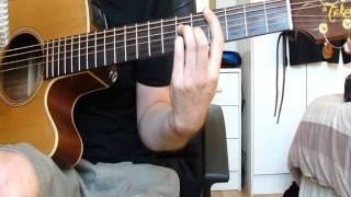Squarepusher Theme (guitar cover)