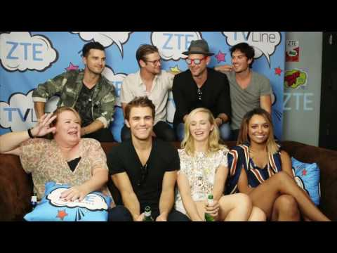 Audition Tape |Vampire Diaries Cast from YouTube · Duration:  12 minutes 4 seconds