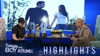 TWBA: Paul Soriano shares his experiences as a father and a husband