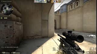 CS:GO SSG-08 VAC SHOT