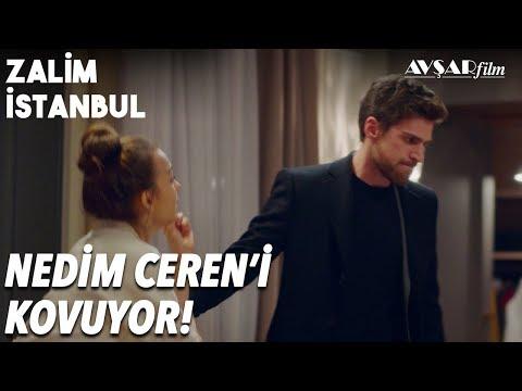 Nedim Ceren'i Kovdu! Şeniz'den Ceren'e Yardım Eli | Zalim İstanbul 24. Bölüm