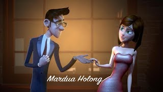 MARDUA HOLONG - CARTOON VERSION