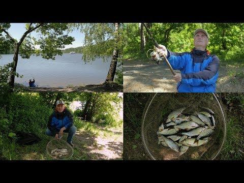 пестовское водохранилище рыбалка летом