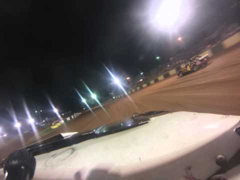 Jesse Wilbourn Green Valley Speedway Hot Laps 8/3/13