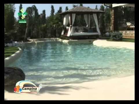 Arquitetura e cia dicas sobre piscinas de areia artificial for Piscinas semienterradas