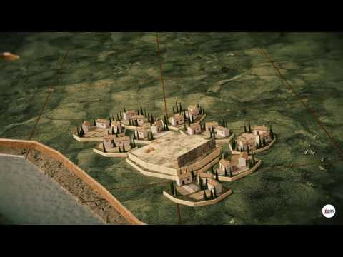 AUDIOVISUAL 3D TORRE ALQUERIA DE HUETOR TAJAR (TRAILER-PROMO)