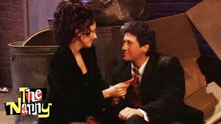 Maxwell Proposes To Fran! | The Nanny
