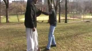 Martial Arts Challengers: Xing yi quan training sifu rudy curry jr.wmv