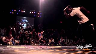 Top 16 - Phil vs Tricky Troublez | RED BULL BC ONE CYPHER CANADA 2015 | BBOY NORTH