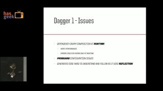 Dependency Injection in Android using Dagger 2